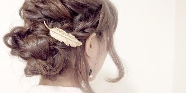 Q&A【ヘアセットの時髪飾り必要ですか?】