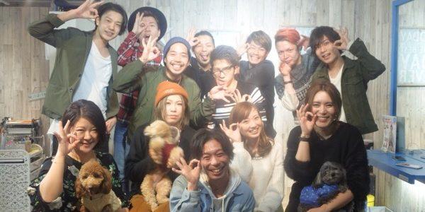 PEACE FUKUOKA お食事会 (新年会)