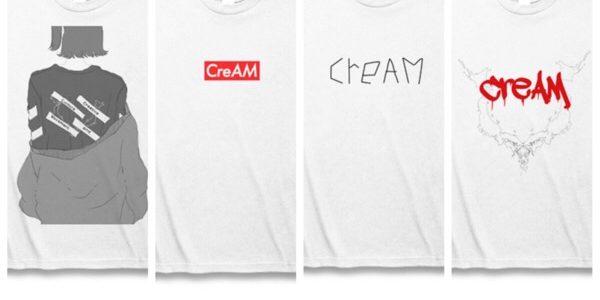 CreAM NEWアイテム