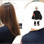 【Vol.36】ビフォーアフター☆骨格診断ストレートタイプのロングからバッサリカット